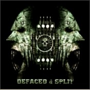 Defaced And Split
